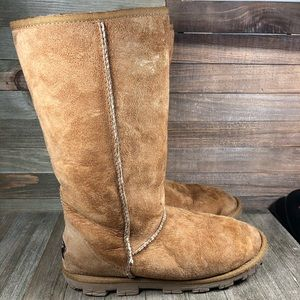 UGG Australia Tall Lined Boots 5845 Womens Size 9